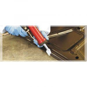 6 cartouches de joint colle mastic d'étanchéité gris carrosserie peinture - BVD