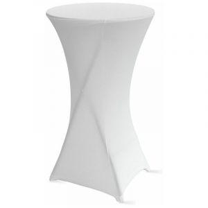 Housse mange debout blanche 110X60cm