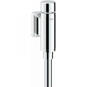 Rondo Robinet de chasse pour urinoir, Chromé (37346000) - GROHE