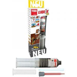 TOX colle à deux composants de réparation Liquix SOS 25 ml - 1 pièce - TOX-DÜBEL