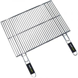 GRILLE DOUBLE RECTANGULAIRE 60X40CM (Vendu par 1) - GARDEN MAX