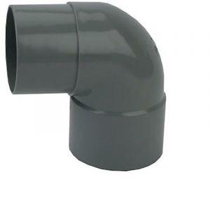 Coude Mâle / Femelle PVC - 87°30 - Diamètre 40 mm - WAVIN