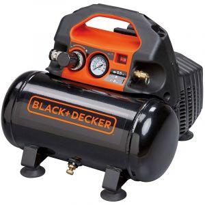 Compresseur d'air portatif 6L Black & Decker BD 55/6