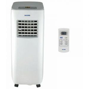 Climatiseur mobile R32 2600W - DICORE