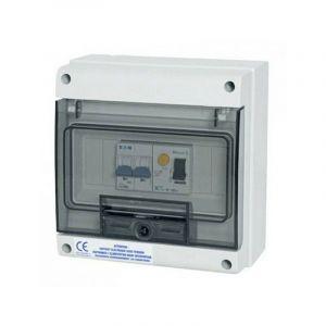 Wa Conception - Coffret protection pompe à chaleur de piscine - Modèle: Protect 20 A mono