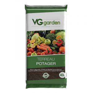 Terreau Potager 40L - Vg Garden