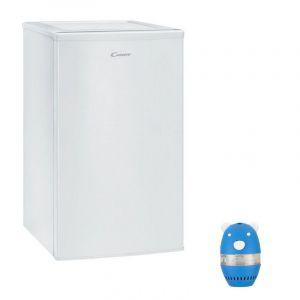 CANDY Réfrigérateur frigo simple porte Table Top blanc 97L A+ Froid statique Eclairage LED