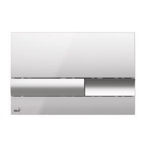 Plaque de déclenchement de chasse d'eau M1741 - ALCAPLAST