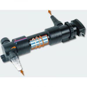 Helloshop26 - Stérilisateur UVC clarificateur d'eau inox bassins lampe 55 watts