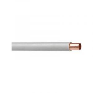 Tube enrobé sous gaine - Ø 16 mm - Couronne de 25 m - Tréfimétaux