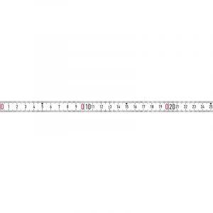Ruban blanc 10mx13mm autocollantle RNL-SK BMI