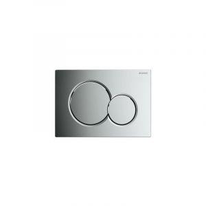 Geberit - Plaque Sigma 01 Pour Bati Up320/720 - Chrome Brillant