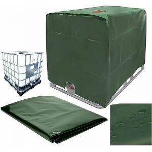 Negomix - Cuve citerne de 1000 Litres récupération eau pluie