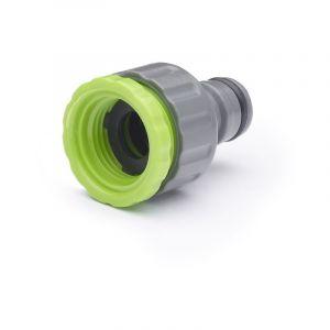 AROZ Nez de robinet automatique plastique femelle 3/4' + réduction femelle 1/2'