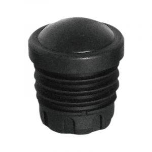 Bouchon, embout rond renforcé antidérapant rentrant pour tube, pied de chaise, table ou meuble Ø Extérieur (mm) - Ø Intérieur (mm) 32 - 27 à 28 - ECOLANDS