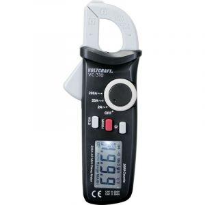 Pince ampèremétrique VOLTCRAFT VC-310 numérique Etalonné selon: dusine (sans certificat) CAT II 600 V, CAT III 300 V Affichage (nombre de points):