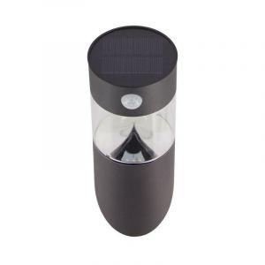 Xanlite - Applique LED Solaire, à détecteur de mouvements, 100 lumens (éclairant)
