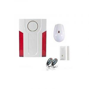 Kit alarme sirène extérieure REVOLUTION - JOD1