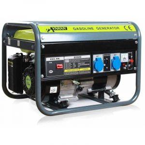 Varan Motors - 92509 Groupe électrogène essence 2200W 2 x 230V 1 x 12V générateur électrique