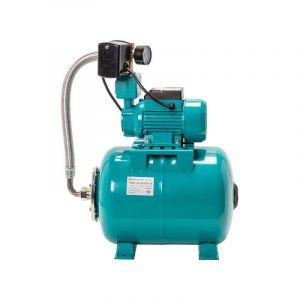 Pompe d'arrosage JT250 250W 230V 30l/min avec ballon surpresseur 24L - IBO