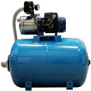 Pompe avec surpresseur 80L - gros débit - 230V - PENTAX