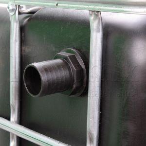Trop plein droit 40 mm - NEGOMIX