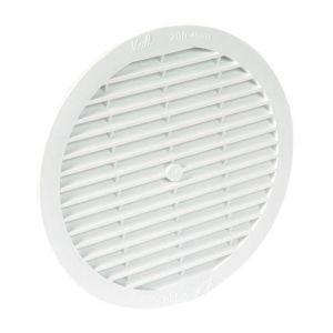 Grille de ventillation ronde à encastrer Ø 198 mm - NICOLL