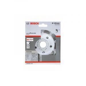 Bosch Meule assiette diamantée Expert for Concrete 125 x 22,23 x 5 mm - 2608601762