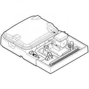 Kit hydraulique 18L MY404 OERTLI