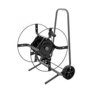 Dévidoir en métal sur roues fabrication France Antares - Bronze givré - MERMIER