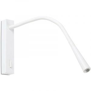 Faro - FLIN LED Lampe applique lecteur blanc