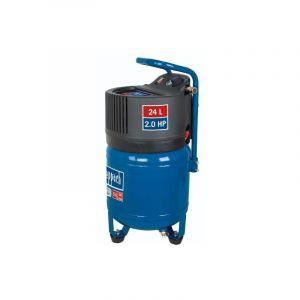 SCHEPPACH Compresseur d'air vertical 24 L 2CV 10 bars sans huile HC24V