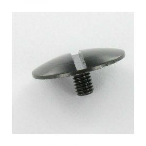 VIS RELIEUR MALE M4X6 DK20 ACIER ZINGUE NOIR | Conditionnement: Unitaire - VIS?EXPRESS