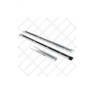 RAIL A COURROIE 2 pièces 2x1500 Porte de garage D600-D1000 FAAC - FAAC