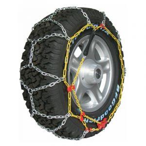 Chaine neige 4x4 utilitaires 16mm pneu 245/65R17 robuste et fiable - POLAIRE