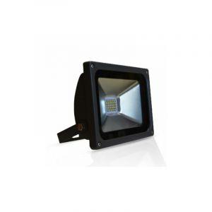 Projecteur LED 20W blanc chaud IP65 extérieur - OHM-EASY LED LIGHTING