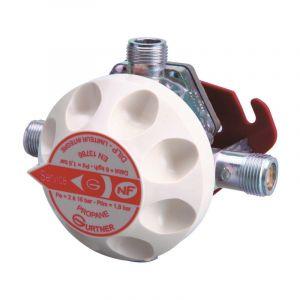 Inverseur limiteur bi-bouteilles automatique propane 1,5b - CLESSE INDUSTRIES