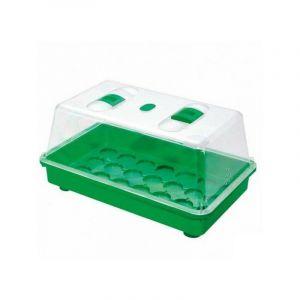 Mini Serre rigide avec aération - 38 cm germination et bouturage - ROMBERG