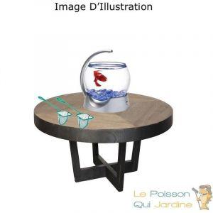 Epuisette 7.5 cm pour aquariums d'eau douce et eau de mer - LE POISSON QUI JARDINE