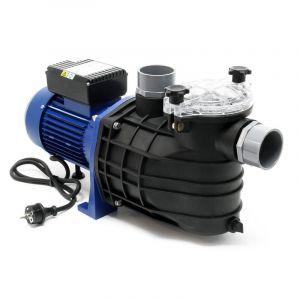 Pompe piscine 22500l/h 1500 watts Pompe filtration Circulation Filtre Eau Pool Whirlpool Jardin - WILTEC