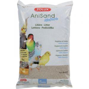 Sable anisand nature sac 5kg - ZOLUX