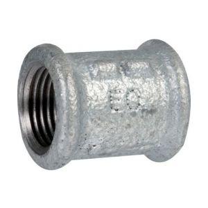 271 - manchon droite-gauche galva Femelle - Femelle 3/4''