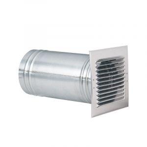 Prises d'air façade PA - Ø 100 mm - Anjos - ANJOS VENTILATION