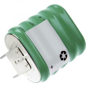 Varta V5/600HR-SLF++/- Pile bouton rechargeable 600H NiMH 600 mAh 6 V 1 pc(s)