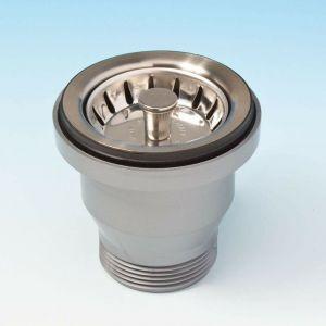 Bonde à panier sans trop plein, diamètre 60mm - LIRA