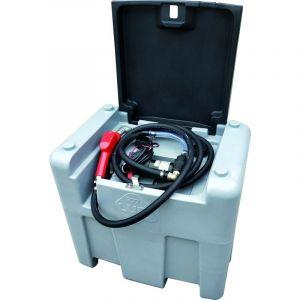 Sodilub - STATION SERVICE GASOIL 220 L AVEC CAPOT AVEC POMPE ET PISTOLET AUTO -08600