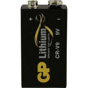 Pile bloc 9 V lithium GP Batteries X37307
