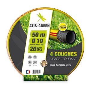 Tuyau atis green 4 couches 19x50m - FITT SOTEP