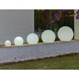 Newgarden solar boule float lum Buly 30cm