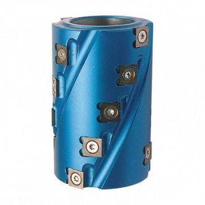 Calibreur + roulement ht 120 mm pour toupie 50 mm - LEMAN